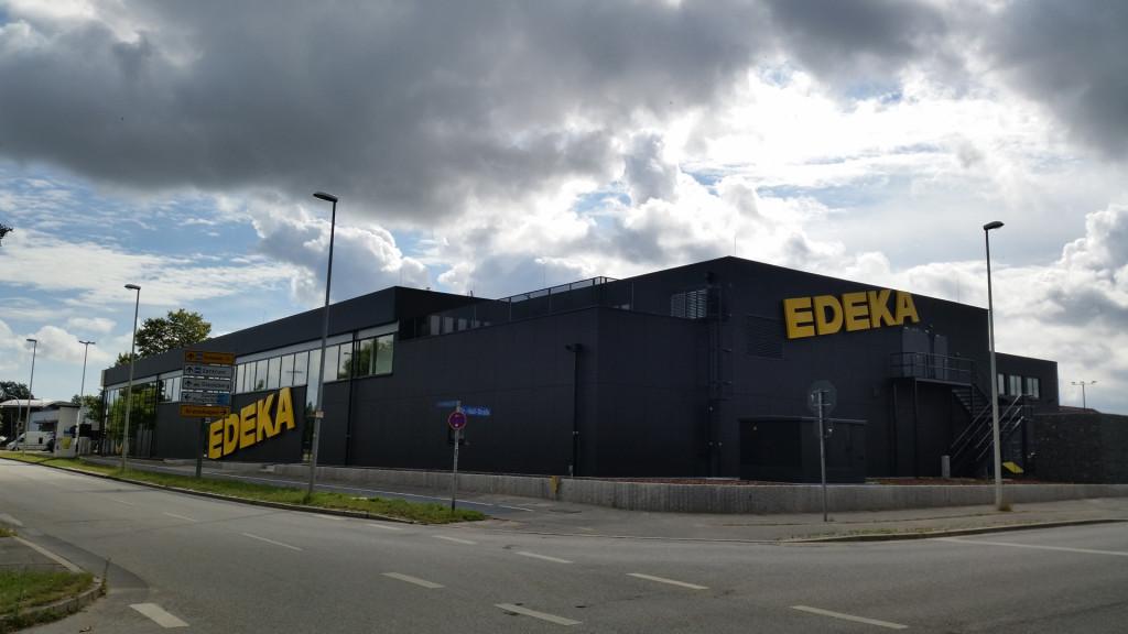 Edeka-Markt, Dr.-Hell-Strasse, Kiel - Neubau