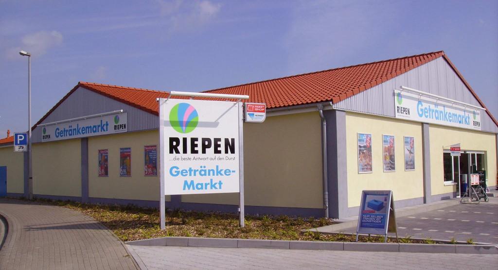 Getränkemarkt, Bredstedt - Neubau