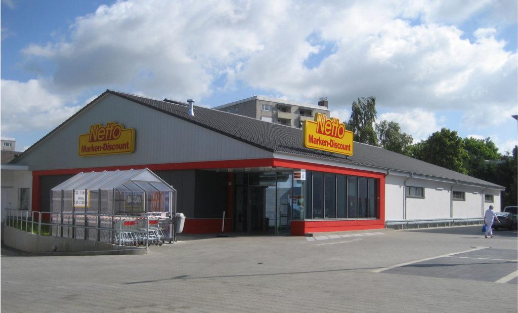 Netto-Markt, Reinbeck - Neubau