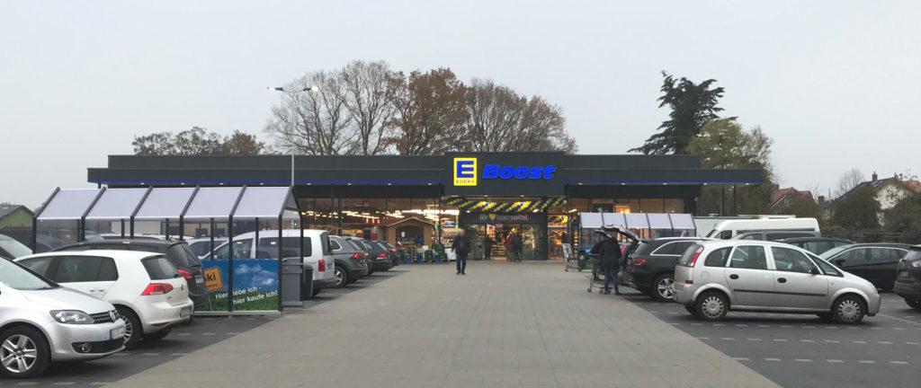 Edeka-Markt, Steinstrasse, Brande-Hörnerkirchen